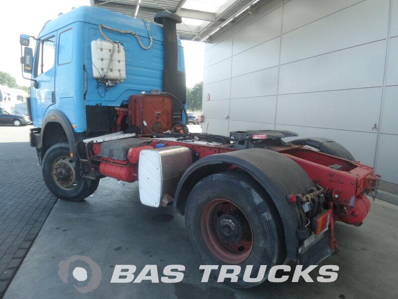 photo de Occasion  Tracteur Mercedes 1850 LS 4X4 1993
