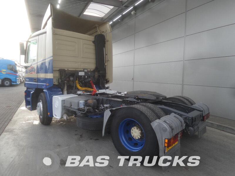 photo de Occasion  Tracteur Mercedes Actros 1835 LS 4X2 2002