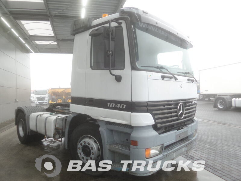 photo de Occasion  Tracteur Mercedes Actros 1840 S 4X2 2000