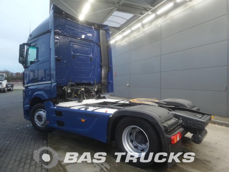 photo de Occasion  Tracteur Mercedes Actros 1843 LS 4X2 2013