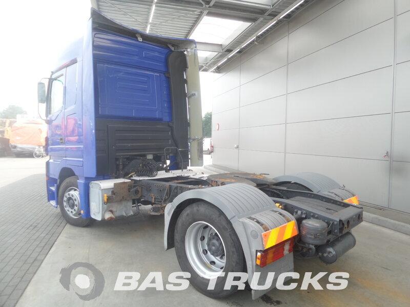 photo de Occasion  Tracteur Mercedes Actros 1844 LS 4X2 2003