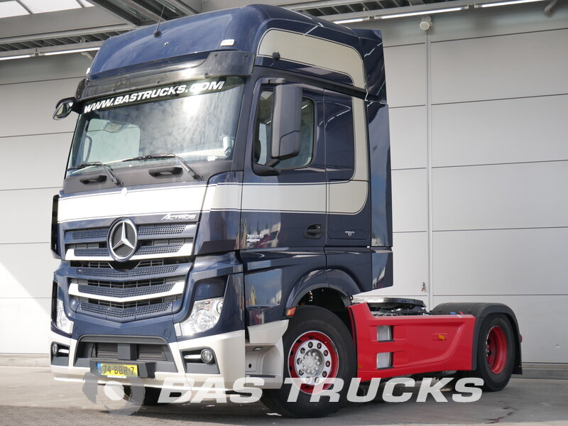 photo de Occasion  Tracteur Mercedes Actros 1845 LS 4X2 2013