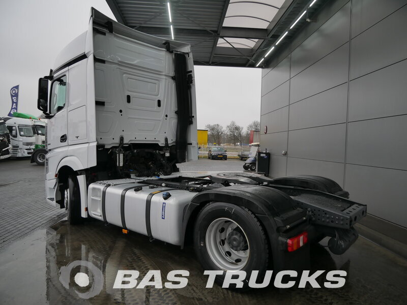 photo de Occasion  Tracteur Mercedes Actros 1845 LS 4X2 2015