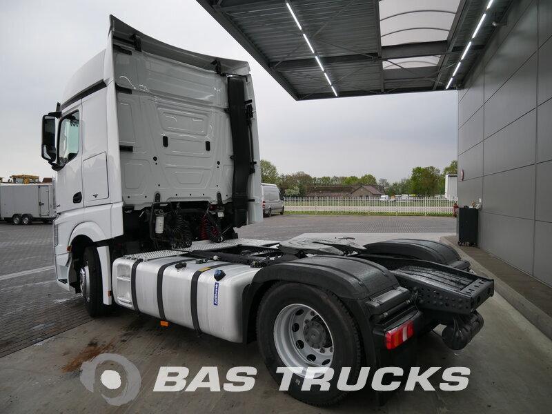 photo de Occasion  Tracteur Mercedes Actros 1845 LS 4X2 2015