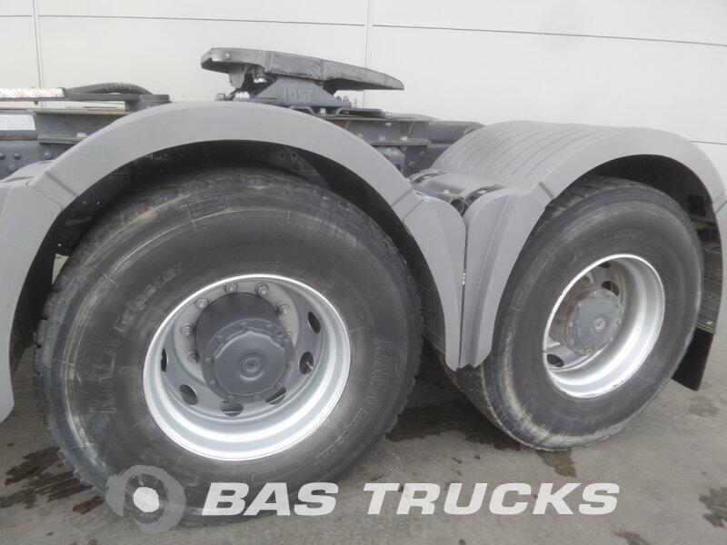 photo de Occasion  Tracteur Mercedes Actros 3344 S 6X4 2008