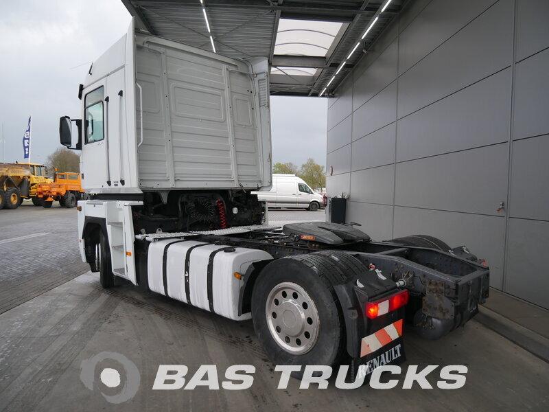 photo de Occasion  Tracteur Renault Magnum 460 4X2 2008