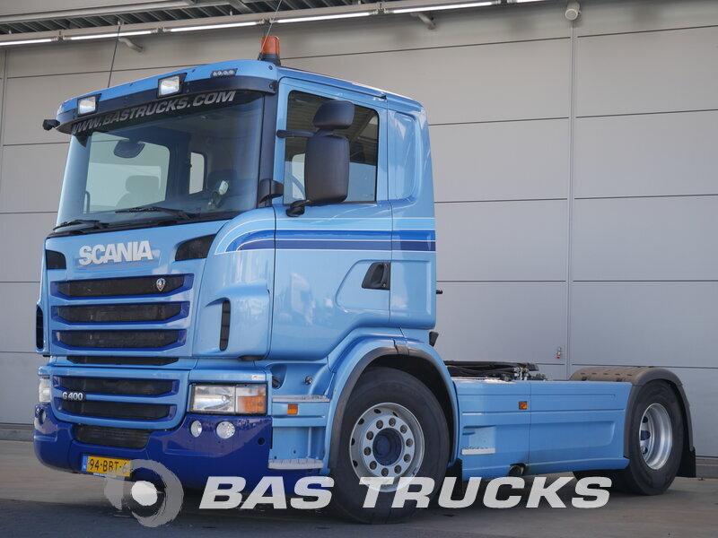photo de Occasion  Tracteur Scania G400 4X2 2013
