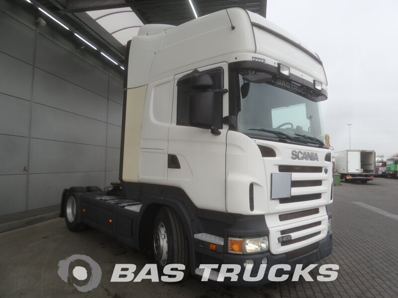 photo de Occasion  Tracteur Scania R400 4X2 2009