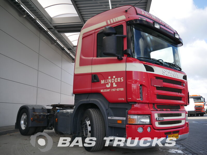 photo de Occasion  Tracteur Scania R420 4X2 2006