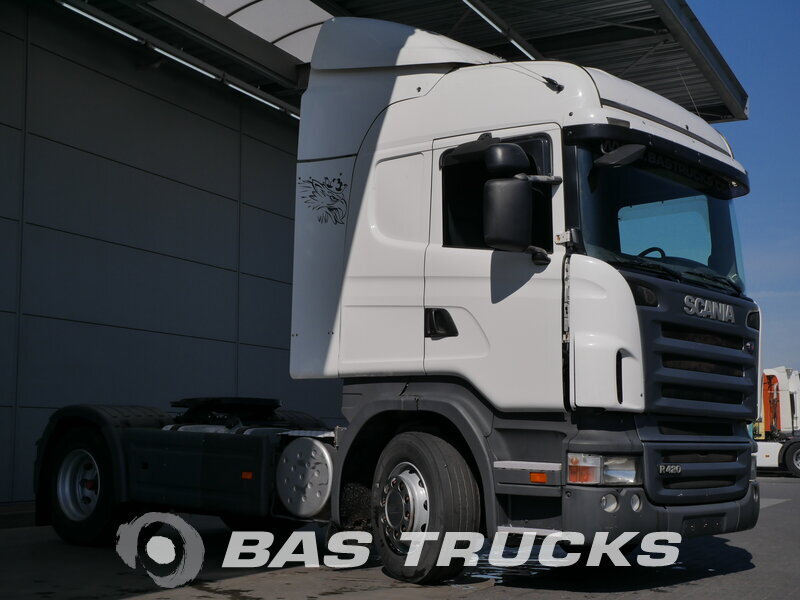 photo de Occasion  Tracteur Scania R420 4X2 2007