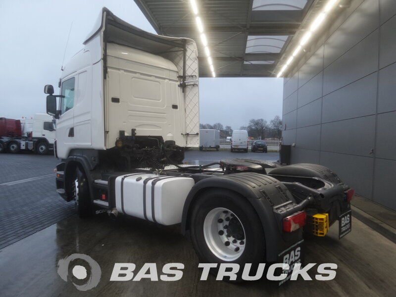 photo de Occasion  Tracteur Scania R420 4X2 2010