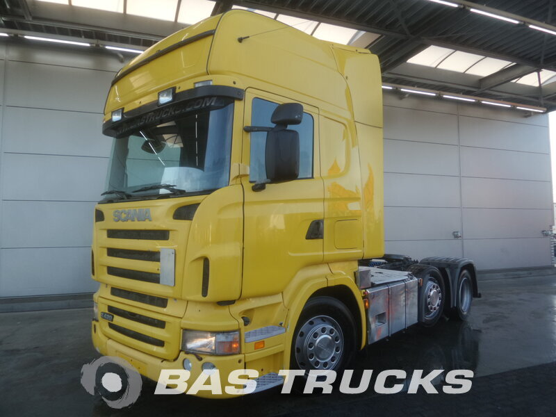 photo de Occasion  Tracteur Scania R420 6X2 2007