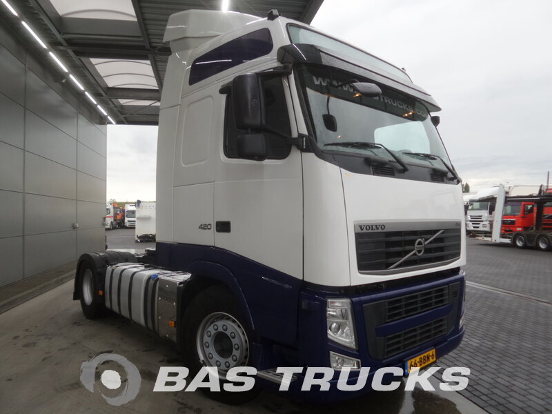 photo de Occasion  Tracteur Volvo FH 420 4X2 2013