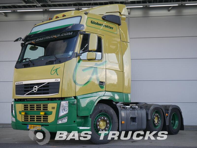 photo de Occasion  Tracteur Volvo FH 420 6X2 2012