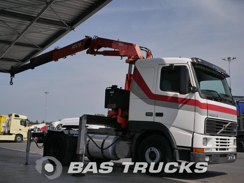 photo de Occasion  Tracteur Volvo FH12 380 4X2 1999