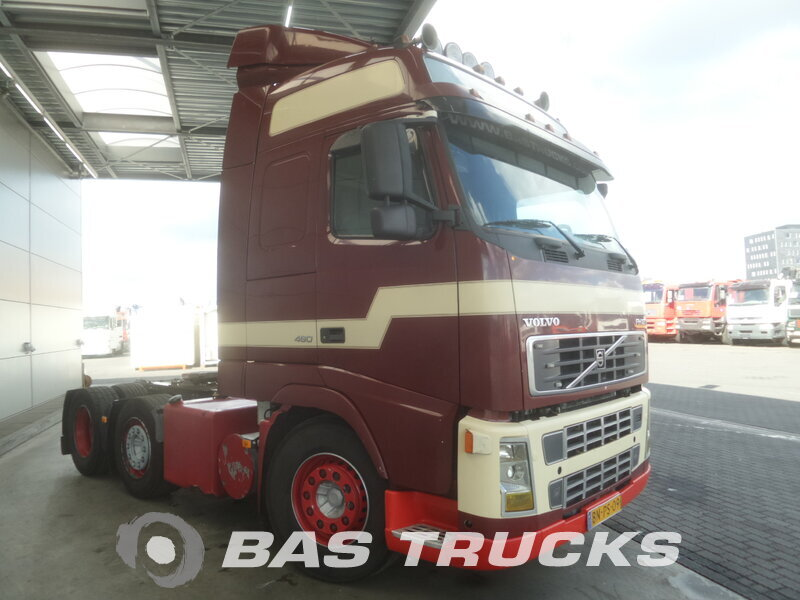 photo de Occasion  Tracteur Volvo FH12 460 6X2 2003