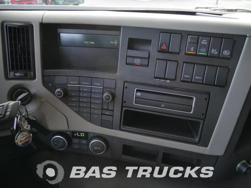 photo de Occasion  Tracteur Volvo FM 370 4X2 2014