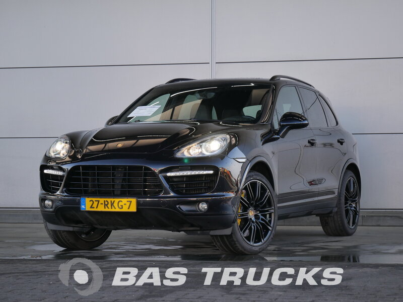 photo de Occasion  Voiture Porsche Cayenne 4.8 Turbo 2011