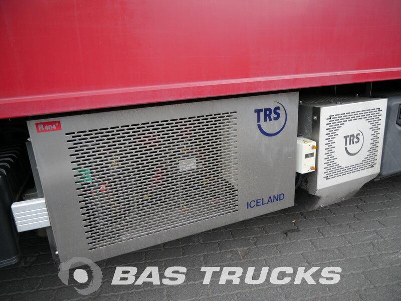 photo de Occasion Camion + Remorque DAF XF105.410 SSC 6X2 2006