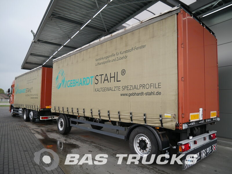 photo de Occasion Camion + Remorque DAF XF105.460 SSC 6X2 2010