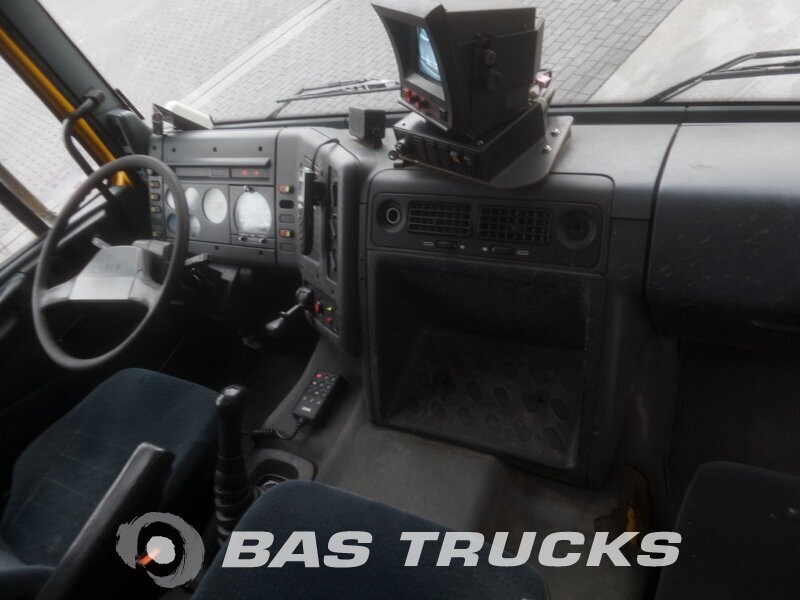 photo de Occasion Camion DAF 75.240 6X2 1998