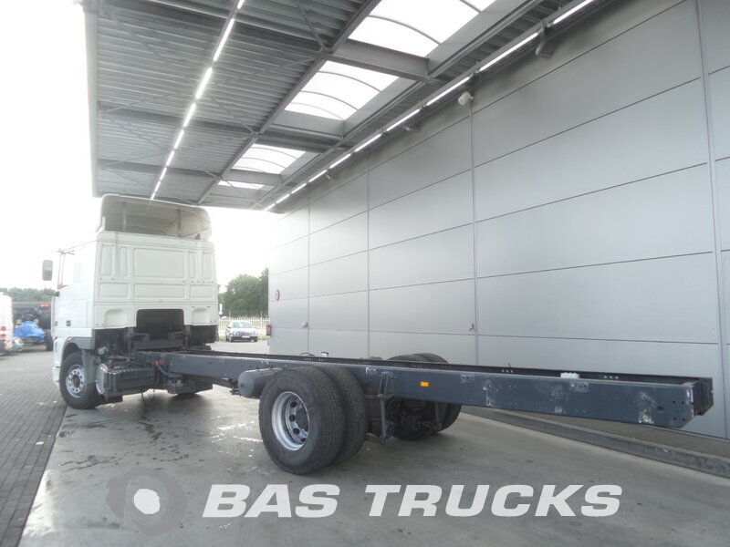 photo de Occasion Camion DAF 95XF380 4X2 2000