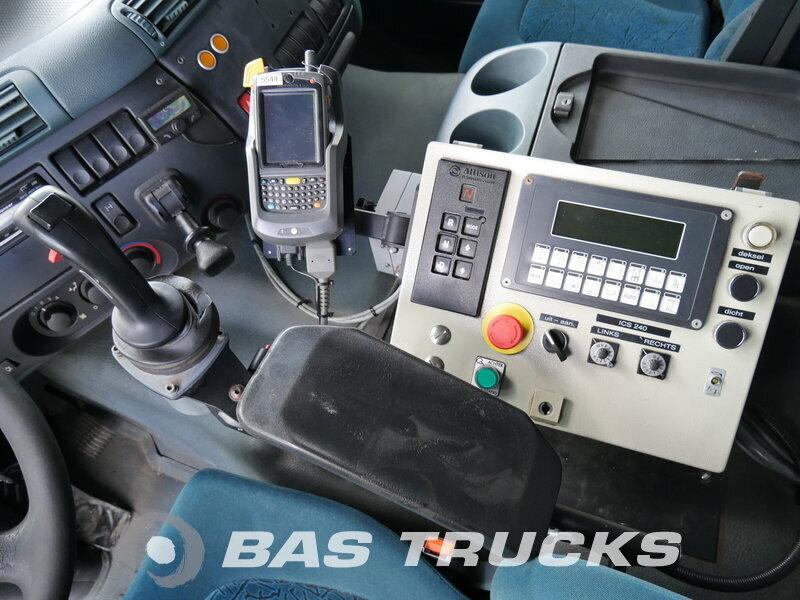 photo de Occasion Camion DAF CF75.250 6X2 2002