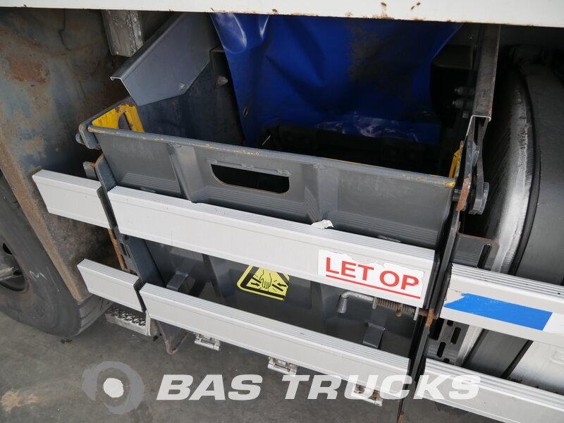 photo de Occasion Camion DAF CF75.250 6X2 2004