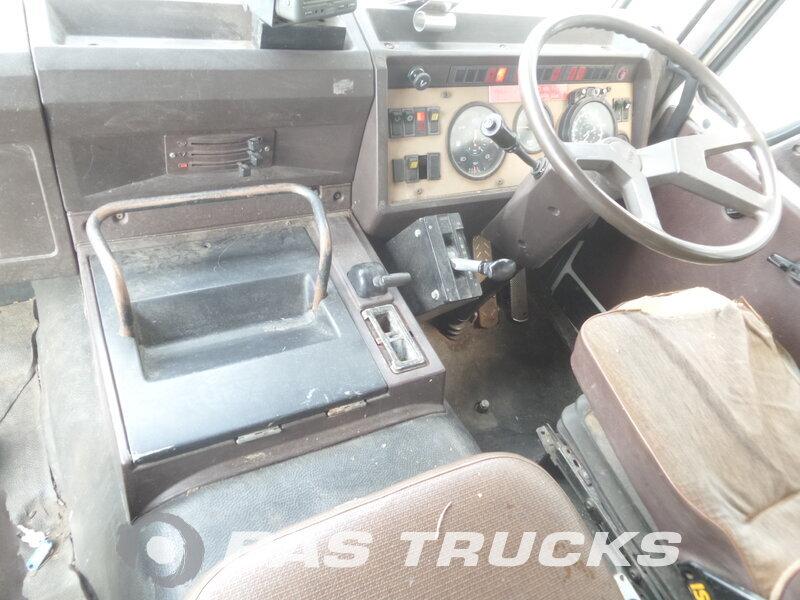 photo de Occasion Camion DAF F1600 RHD 6X2 1990