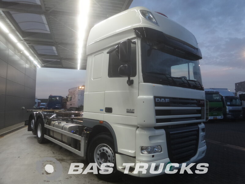 photo de Occasion Camion DAF XF105.460 SSC 6X2 2013