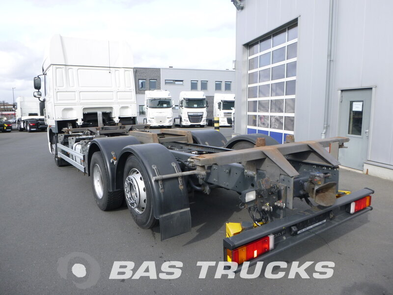 photo de Occasion Camion DAF XF105.460 SSC Garantie-Dortmund-DE 6X2 2012
