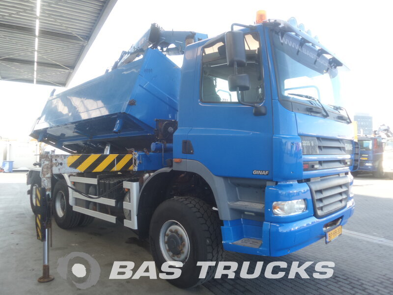 photo de Occasion Camion Ginaf X 3335 S 380 6X6 2004