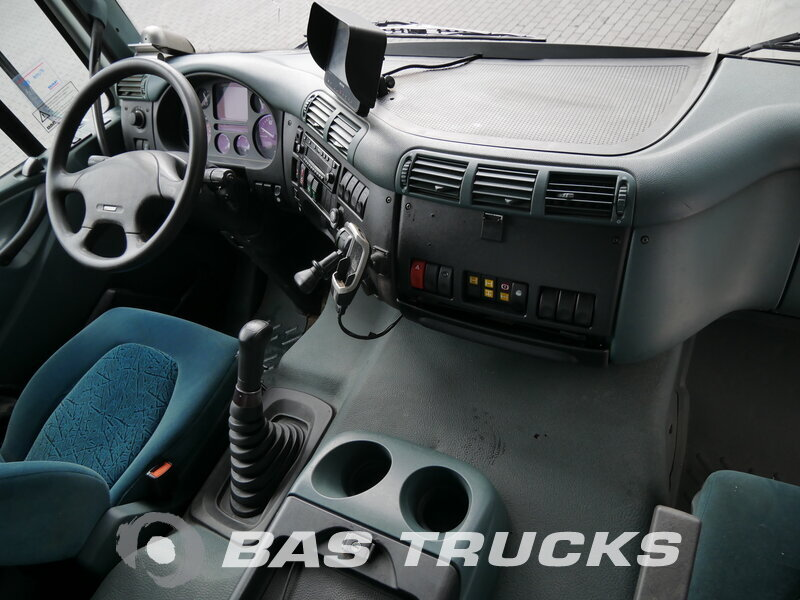 photo de Occasion Camion Ginaf X-4446-TS 8X8 2001