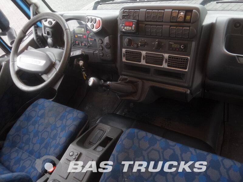 photo de Occasion Camion IVECO Eurocargo 120EL22 4X2 2008