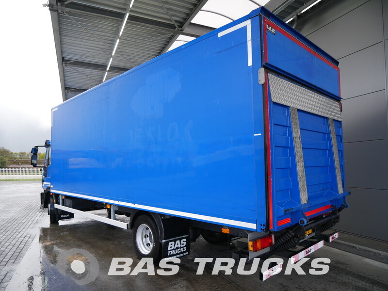 photo de Occasion Camion IVECO Eurocargo ML120E22 4X2 2012