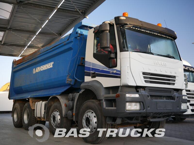 photo de Occasion Camion IVECO Trakker AD340T41 8X4 2007