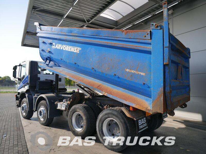 photo de Occasion Camion IVECO Trakker AD340T41 8X4 2009
