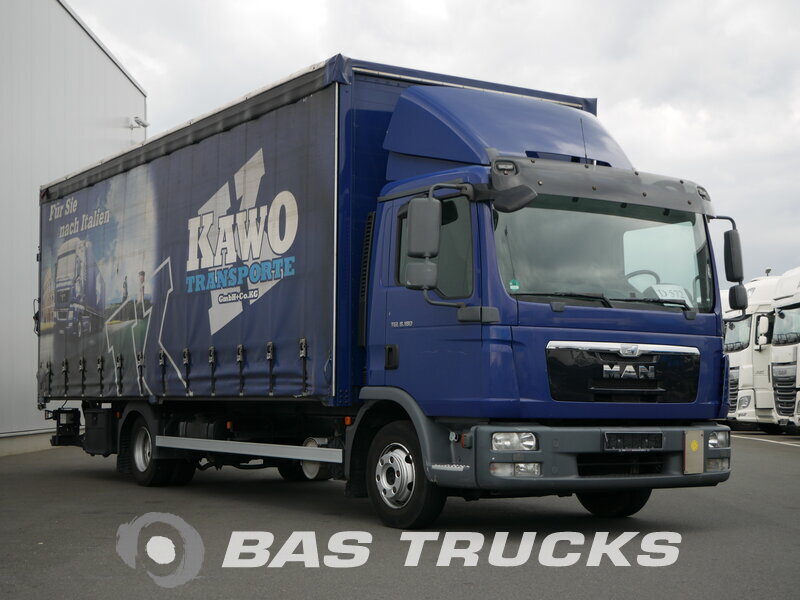 photo de Occasion Camion MAN TGL 8.180 Dortmund-DE 4X2 2013