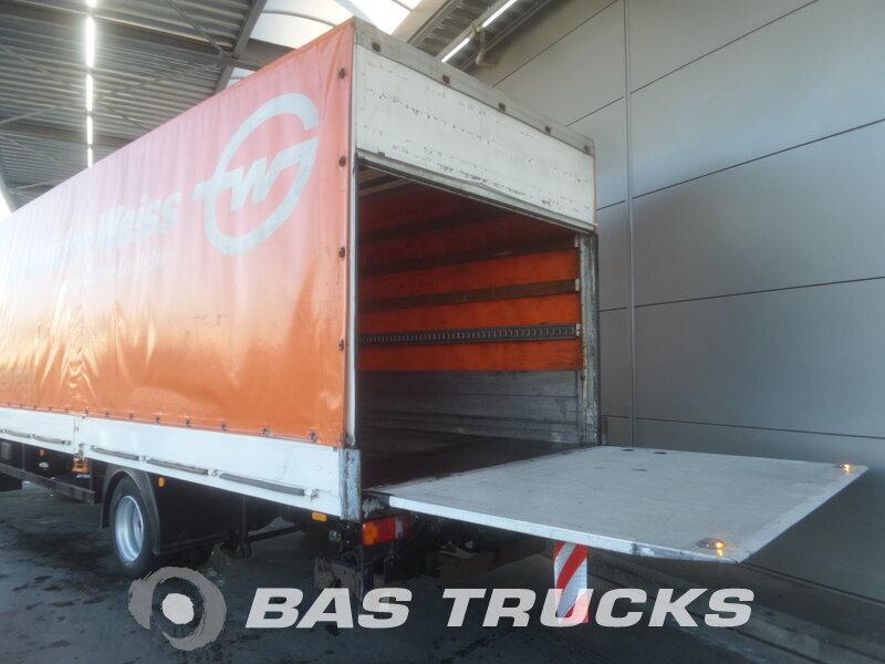 photo de Occasion Camion MAN TGM 12.280 4X2 2008