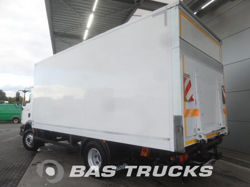 photo de Occasion Camion MAN TGM 15.290 4X2 2012
