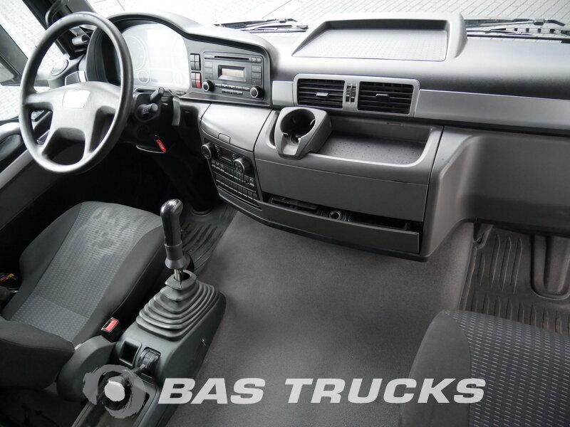 photo de Occasion Camion MAN TGS 41.400 M 8X4 2012