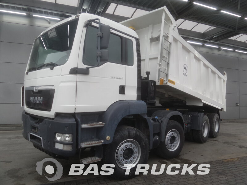 photo de Occasion Camion MAN TGS 41.440 M 8X4 2013
