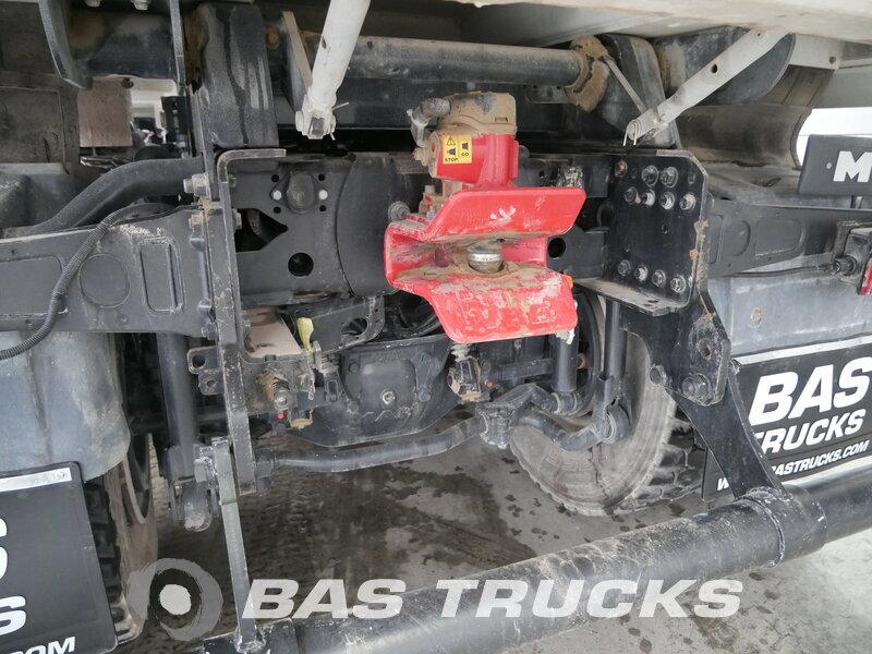 photo de Occasion Camion MAN TGS 41.440 M 8X4 2013