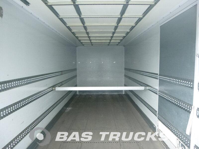 photo de Occasion Camion Mercedes Actros 1841 L Dortmund-DE 4X2 2012