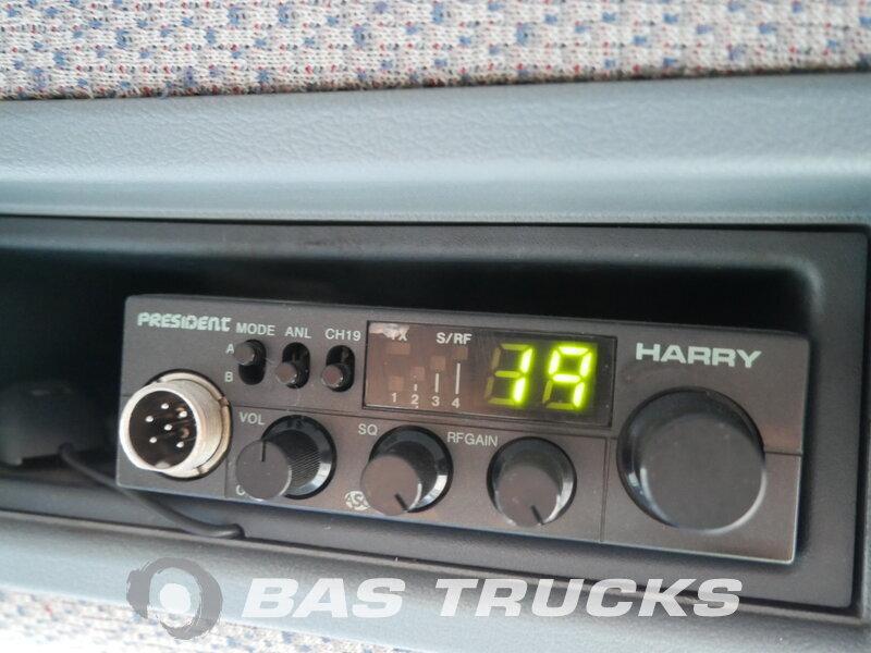 photo de Occasion Camion Mercedes Atego 1218 L 4X2 2004