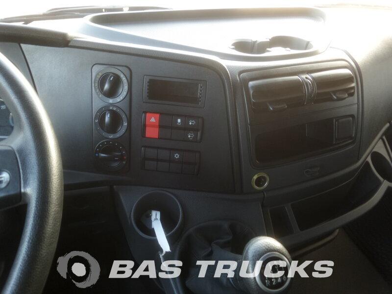 photo de Occasion Camion Mercedes Atego 818 L 4X2 2014