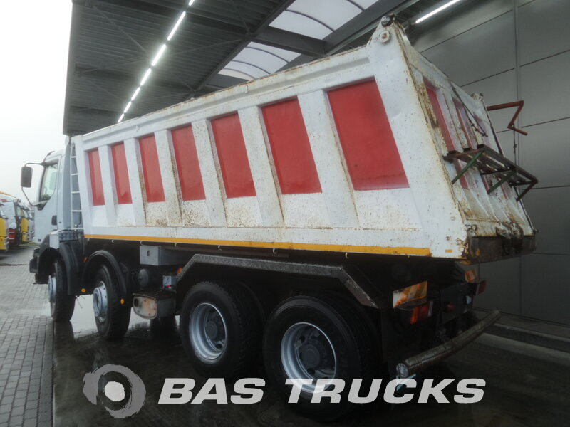 photo de Occasion Camion Renault Kerax 420 8X4 2002