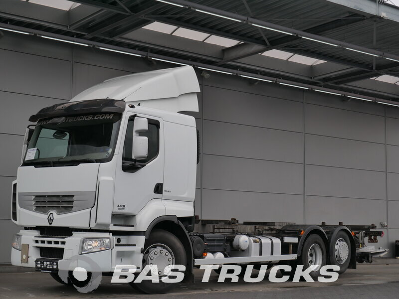 photo de Occasion Camion Renault Premium 430 6X2 2010