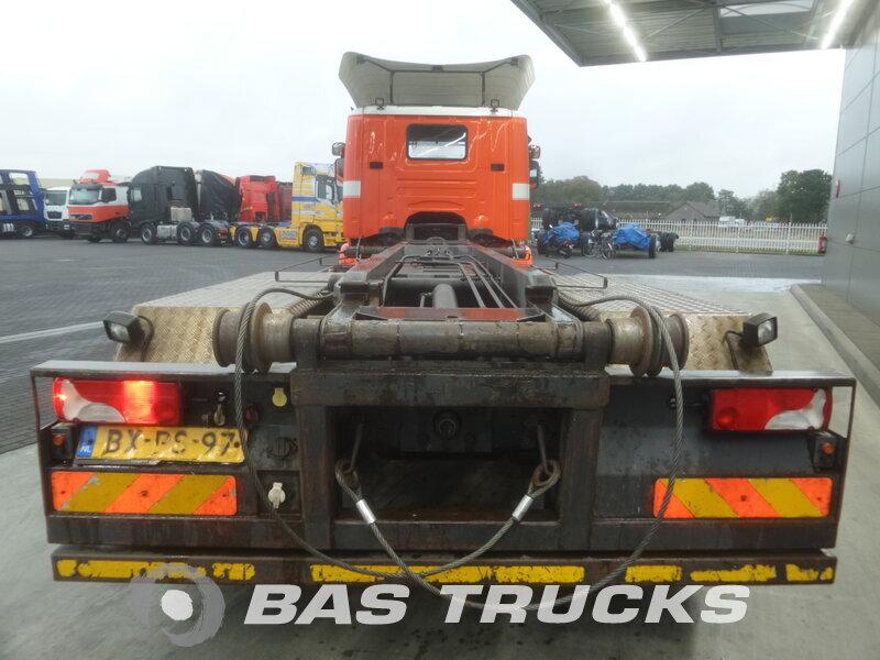photo de Occasion Camion Scania G360 Unfall Fahrbereit 6X2 2010