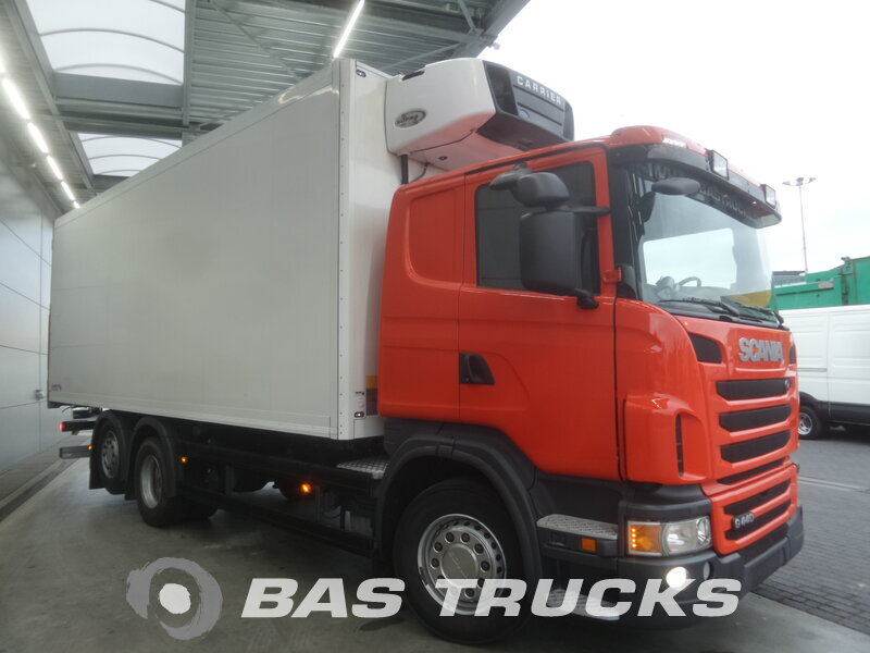 photo de Occasion Camion Scania G440 6X2 2011